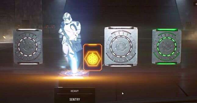 The proposed system seen in Star Wars Battlefront 2's multiplayer beta was labelled 'pay-to-win' as purchasing more loot crates increased player advantages