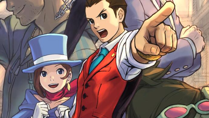 Capcom's Apollo Justice: Ace Attorney revamp on 3DS finally has a release date in the west