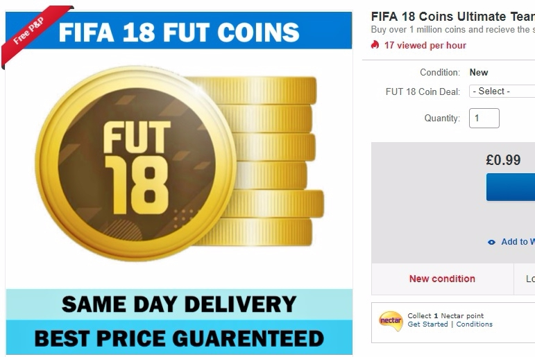 sale retailer 07f60 cf74a When it comes to FIFA 18, you can most definitely cash out • Eurogamer.net