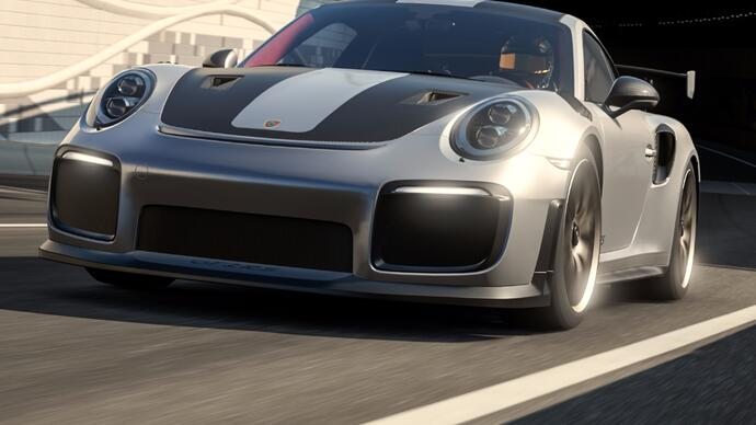 Tech Analysis: Gran Turismo Sport vs Forza Motorsport 7