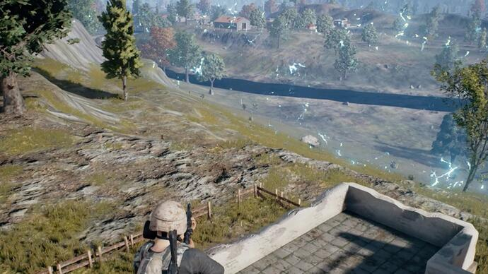 PlayerUnknown's Battlegrounds' latest update makes blue zone deadlier