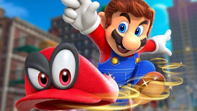 A tutta co-op nel nuovo video gameplay di Super Mario Odyssey