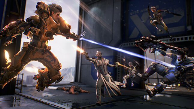 Lawbreakers has a small but active playerbase and Boss Key is hoping to use this to hone its mechanics and grow the audience
