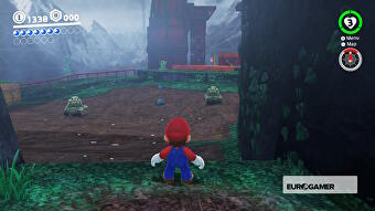 Super mario odyssey pass to the secret flower field and defend the sswalkwooded18 mightylinksfo