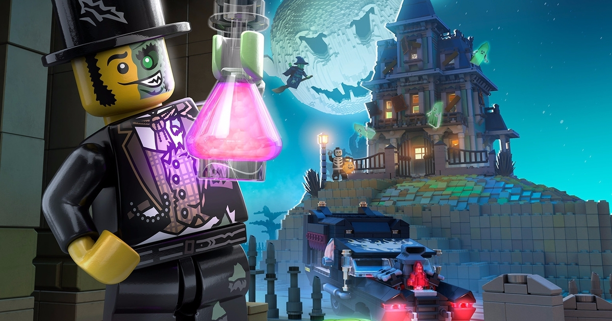 Lego Worlds goes spooky with its Halloween-appropriate new Monsters ...