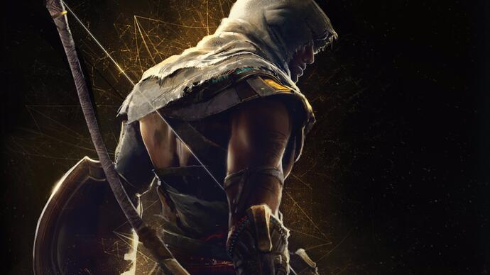 Digital Foundry - Melhorias de Assassin's Creed Origins na Pro sobre a PS4?