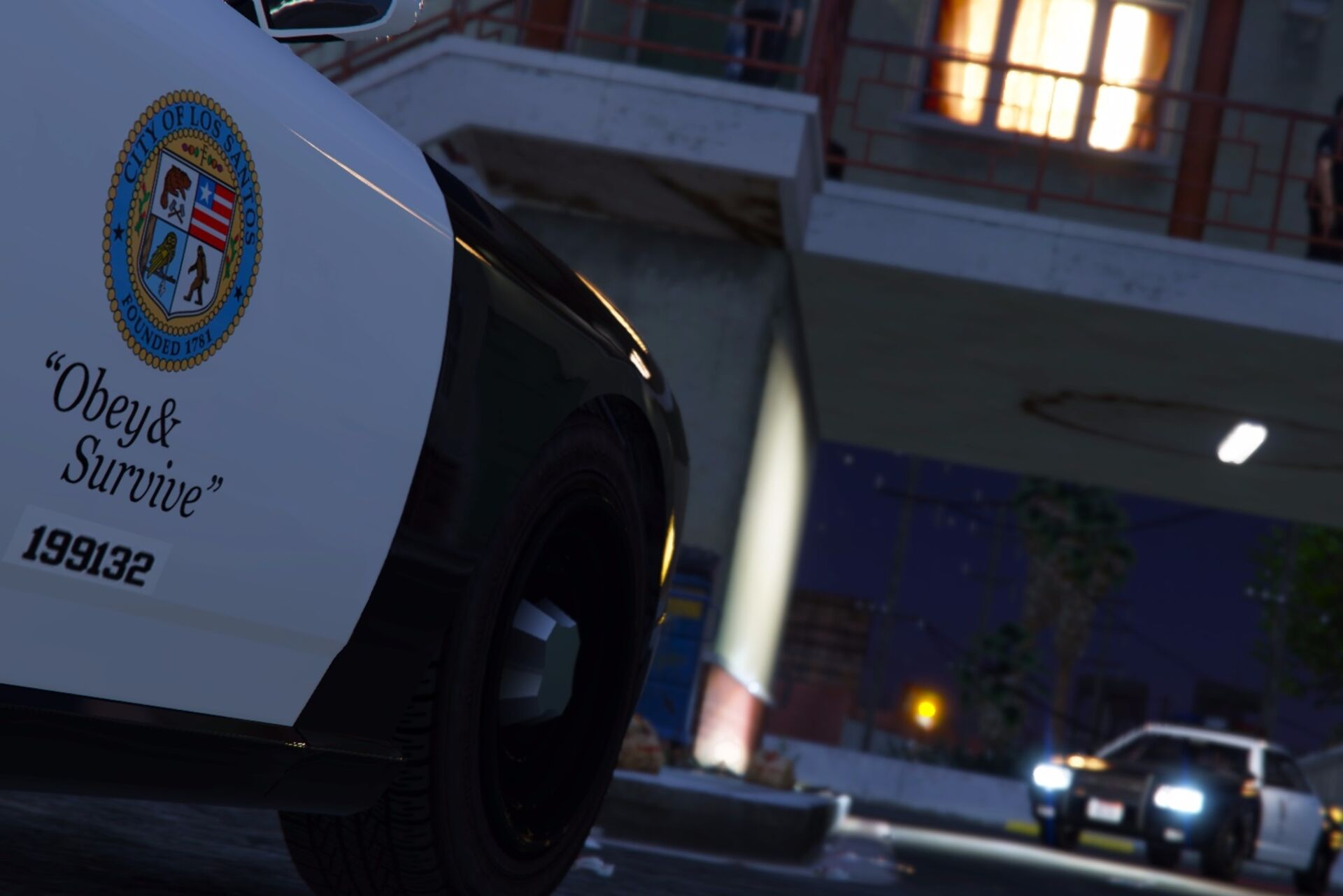 The cops and roleplayers of GTA Online • Eurogamer net