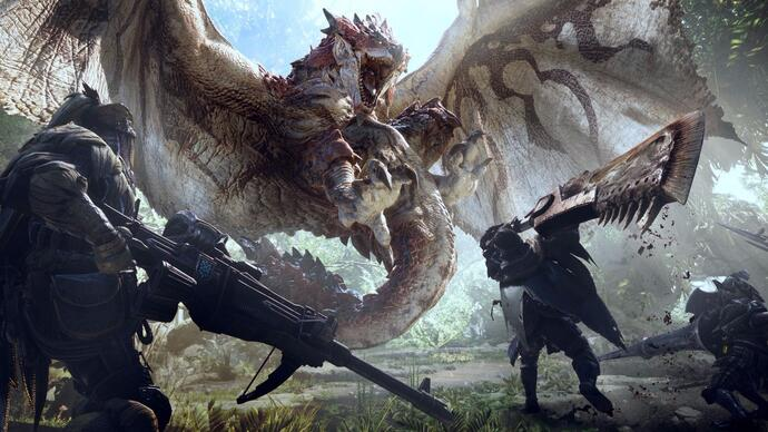 Monster Hunter World's beta will be a PlayStation 4 exclusive