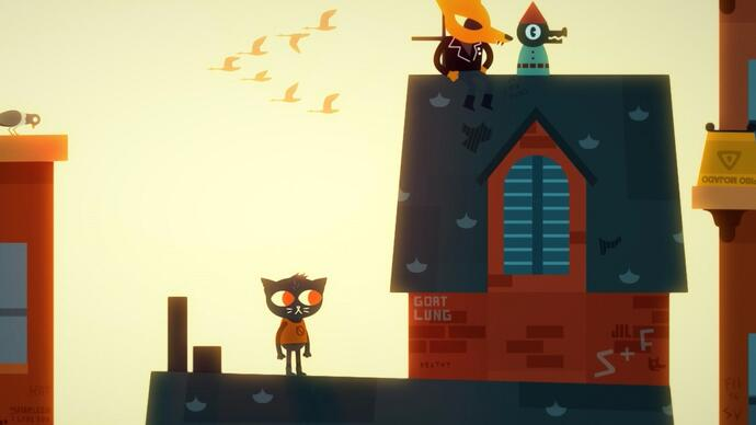 Night in the Woods is getting a free Director's Cut update in December