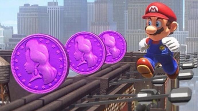 Super Mario Odyssey sells 2m copies in three days