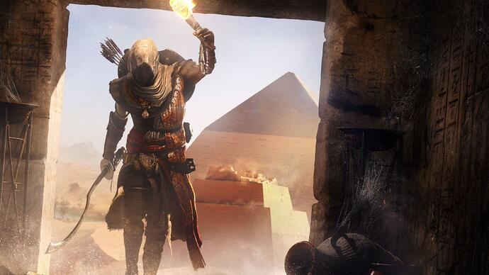 Assassin's Creed Origins review - Waaghals in Egypte