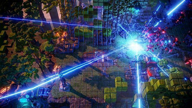 Nex Machina is perhaps the best game Housemarque has ever made, but its sales were not in line with the praise it received