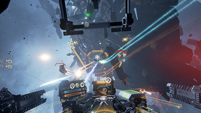 CCP will cease VR development but still support EVE Valkyrie
