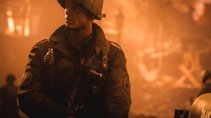 Call of Duty: WW2review