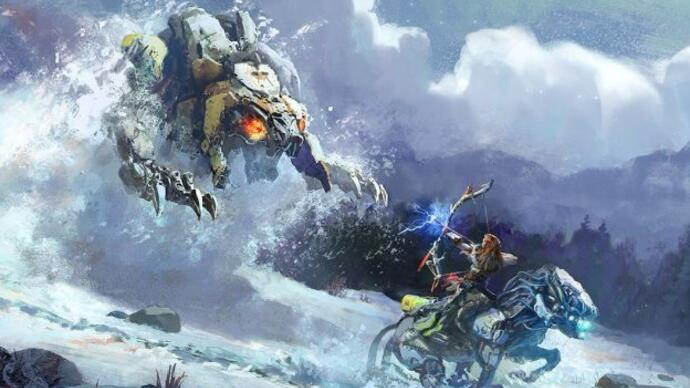 Bekijk: Horizon Zero Dawn: The Frozen Wilds - Launch Trailer