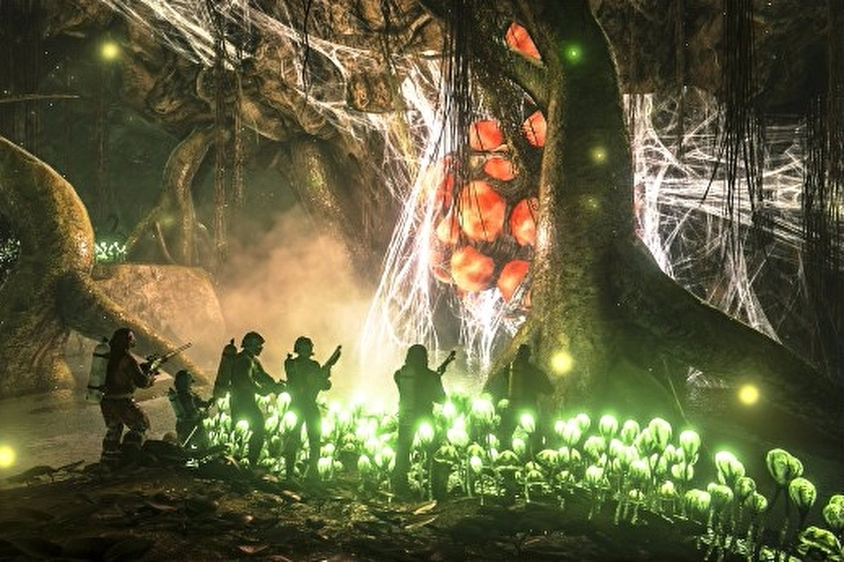 Ark: Survival Evolved Xbox One X enhancements detailed