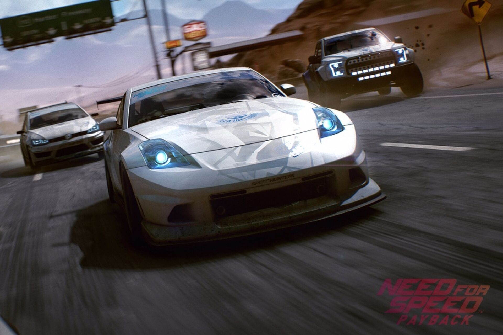 Need For Speed Payback Review Eurogamer Net