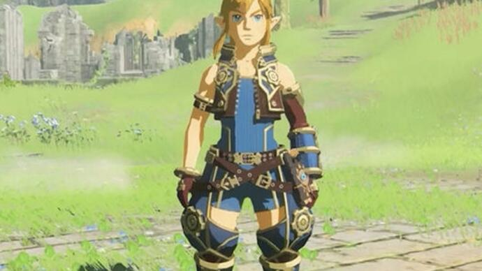 Zelda: Breath of the Wild update voegt Xenoblade quest toe