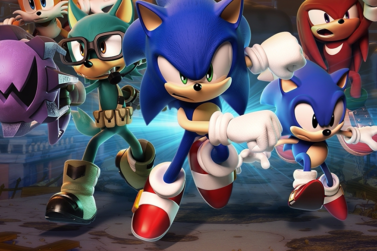 Sonic Forces review • Eurogamer net
