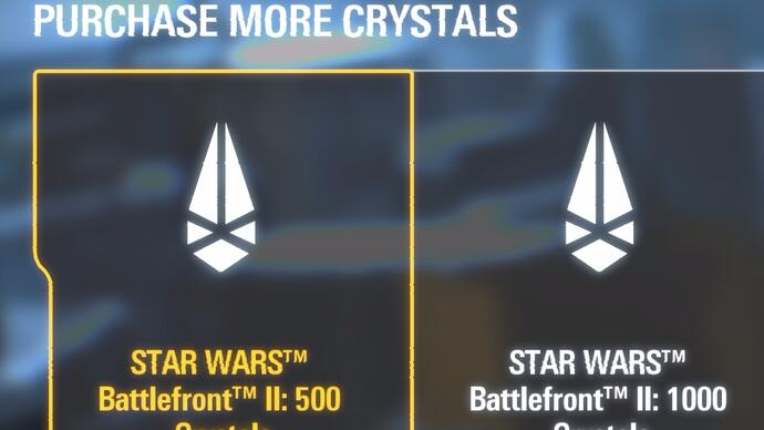 The price and state of Star Wars Battlefront 2 loot crates at launch