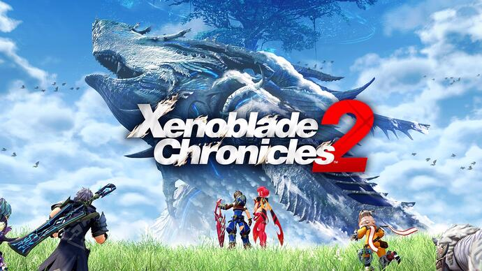 Xenoblade Chronicles 2: l'esclusiva Switch si mostra in un lungo filmato di gameplay
