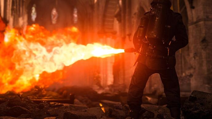 Call of Duty: WW2 devs accidentally gave everyone double XP fromlaunch