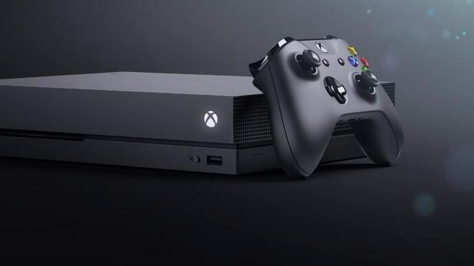 Xbox One X UK launch sales match Nintendo Switch, beat PlayStation 4 Pro
