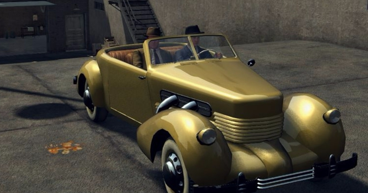 LA Noire cars list: How to get hidden vehicles and regular vehicles ...