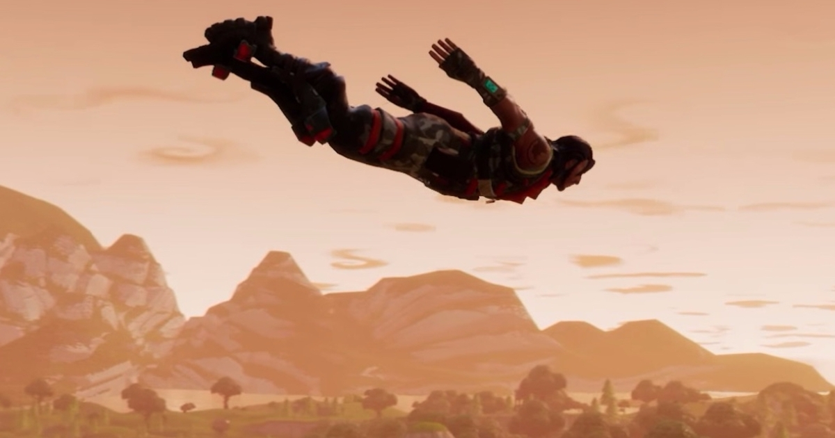 how to jump higher in fortnite
