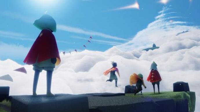 Here's our first proper look at gameplay from thatgamecompany'sSky
