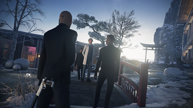 Matsuda says the cost of two more Hitman seasons was too much for Square Enix, but is keen to see the game continue with IO at the helm