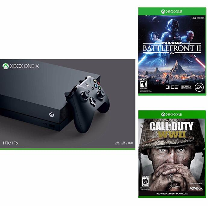 Xbox_One_X_with_two_games_black_friday