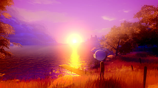 The Last Day of June is is a moving and visually stunning game that reflects the landscape around the Ovosonico studio