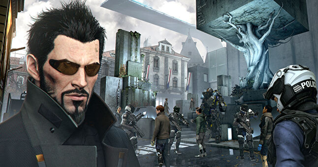 Contrary to reports, Deus Ex is not on indefinite hiatus. Instead, it is 'waiting its turn' while Eidos Montreal works on other projects