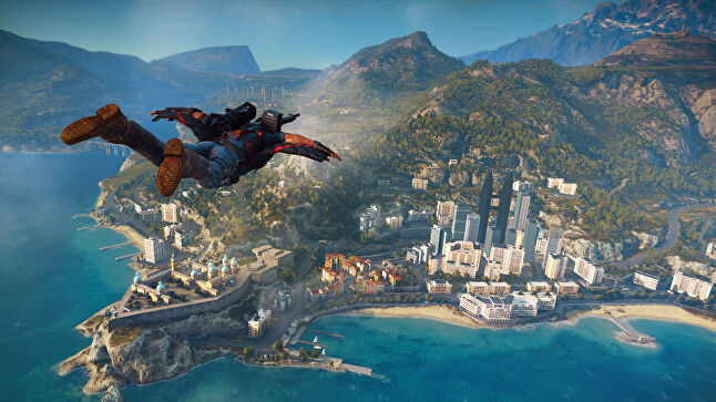 Just Cause 3 is a prime of example of titles that, while they may not have outpaced the competition at launch, have become major earners through catalogue sales