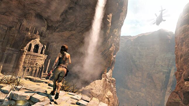Matsuda now recognises initial expectations for Tomb Raider in 2013 were unrealistic, but is please with how the rebooted series is growing