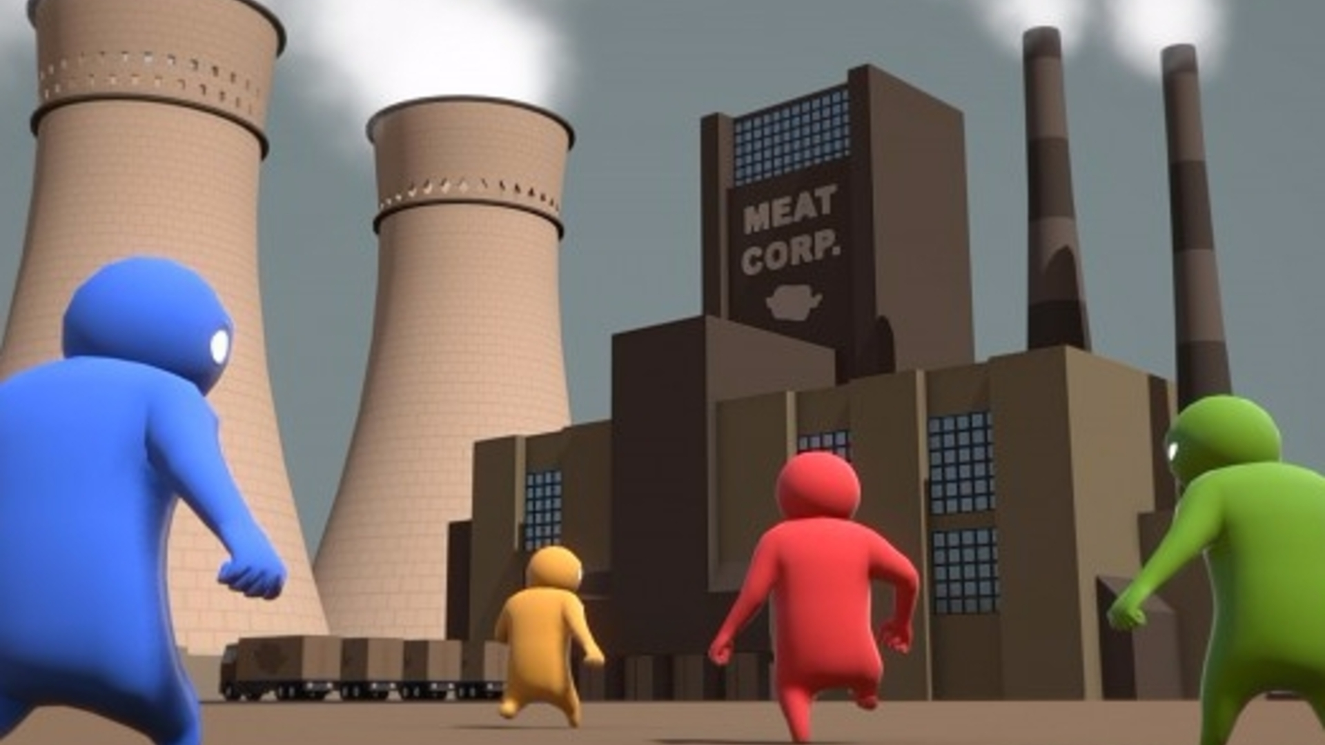 Gang beasts ps4 release date in Sydney