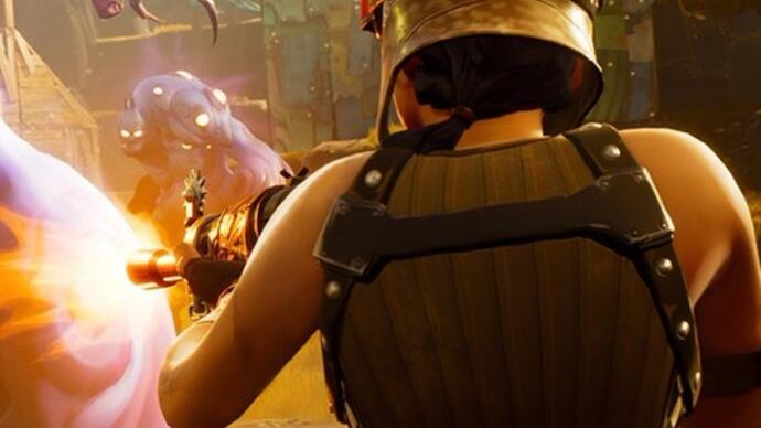 Fortnite update adds Xbox One X support, smoke grenades and leaderboards