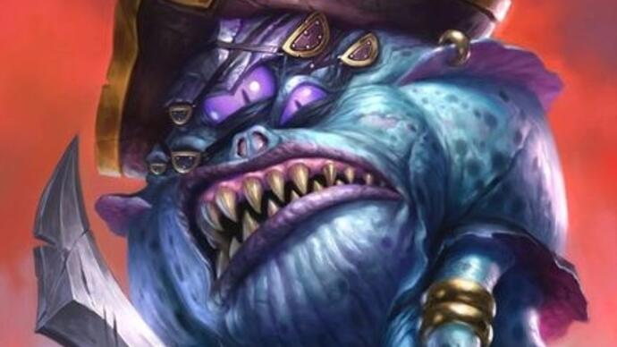 Hearthstone's Kobolds and Catacombs expansion originally themed around WOW'sBlingtron