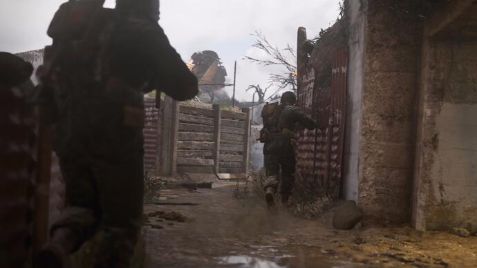 Call of Duty: WW2 patch past BARaan
