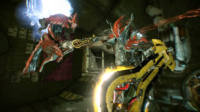 Warframe is F2P but has resonated with core players