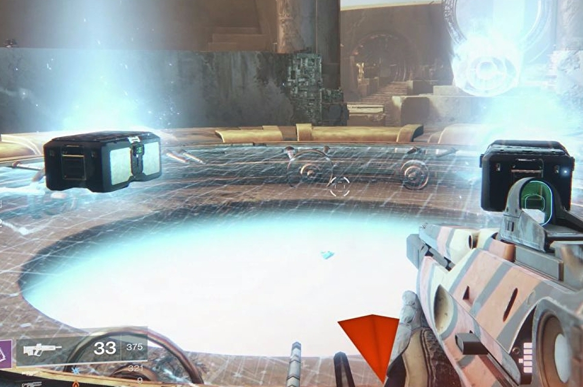 Destiny 2 Mercury Secret Triumph