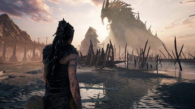 Hellblade could be paving the way for narrative games with a more traditional appeal, but at a cheaper price point in order to diminish risk