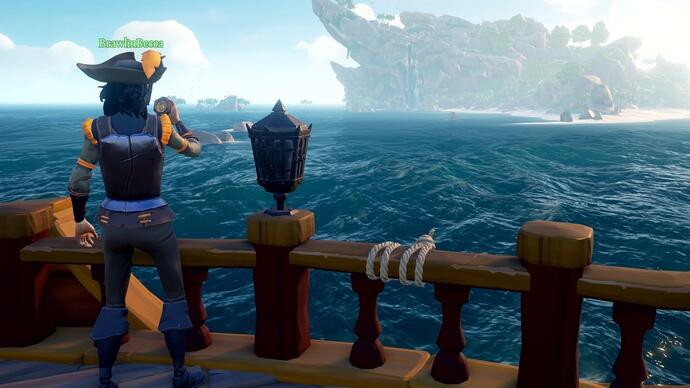 Sea of Thieves just got a release date