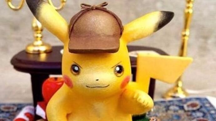 Looks like the Detective Pikachu game will finally launch outsideJapan