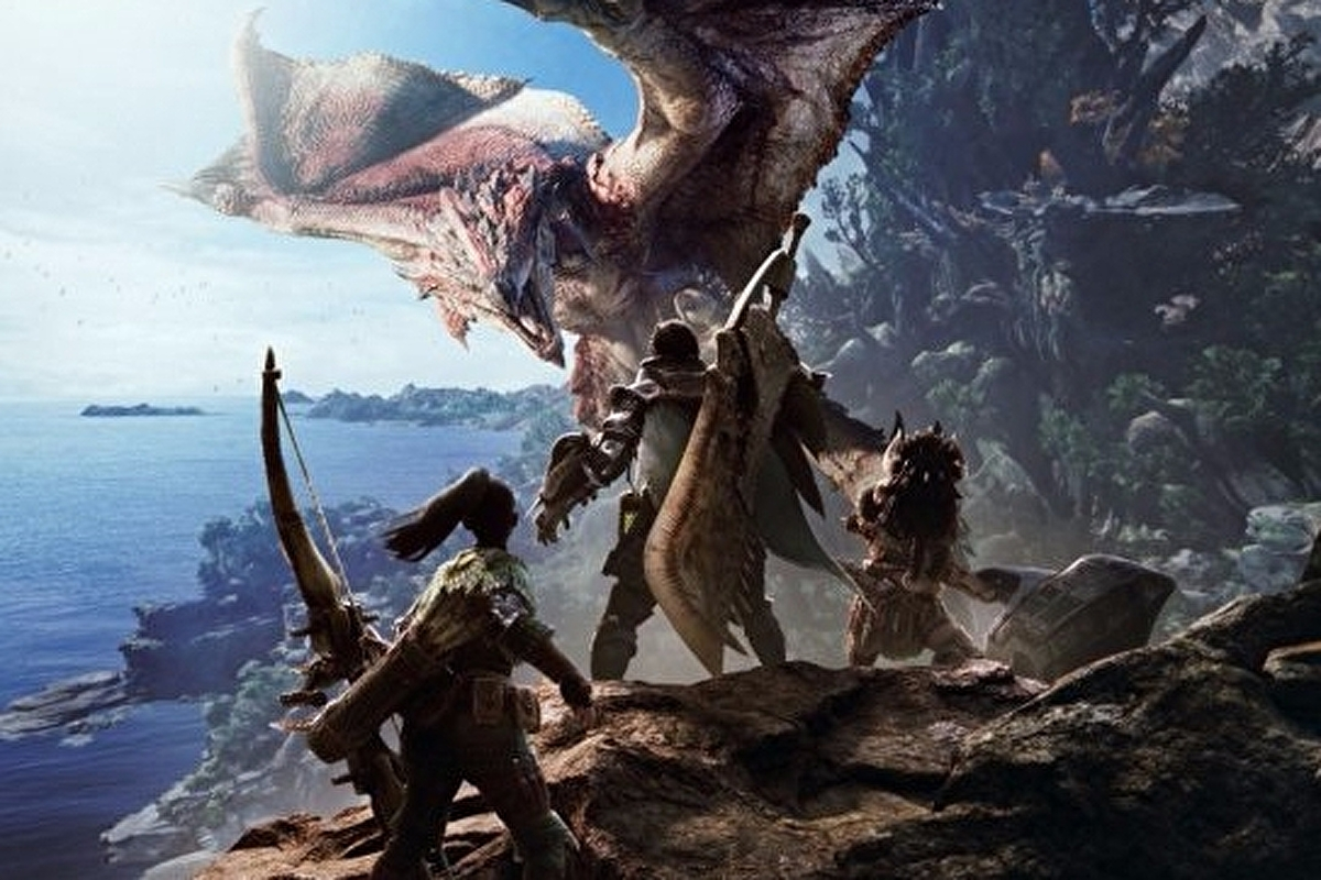 Monster Hunter World final boss Xeno'Jiiva strategy and how to beat