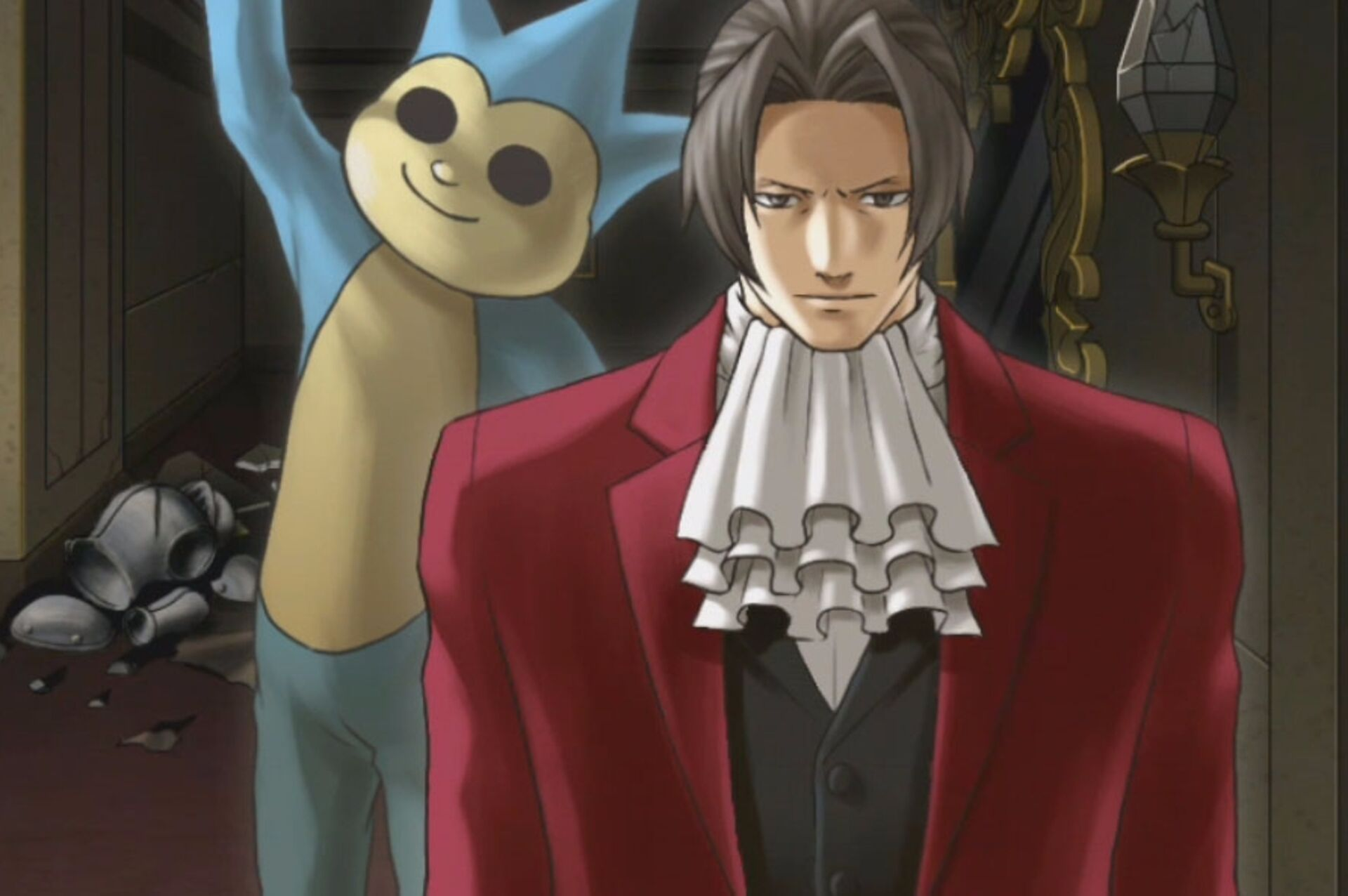 Phoenix Wright Spin Off Ace Attorney Investigations Is Out Now On Ios And Android Eurogamer Net