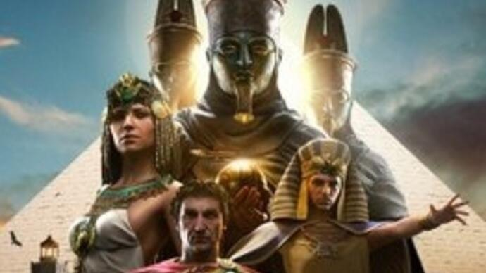 Assassin's Creed Origins gets 3GB patchtoday