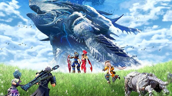 Xenoblade Chronicles 2's December update will aim to fix its awful map