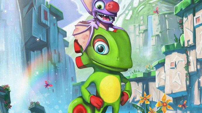 The wait was worth it for Yooka-Laylee on Switch